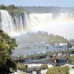 Do ďáblova chřtánu u vodopádů Iguaza