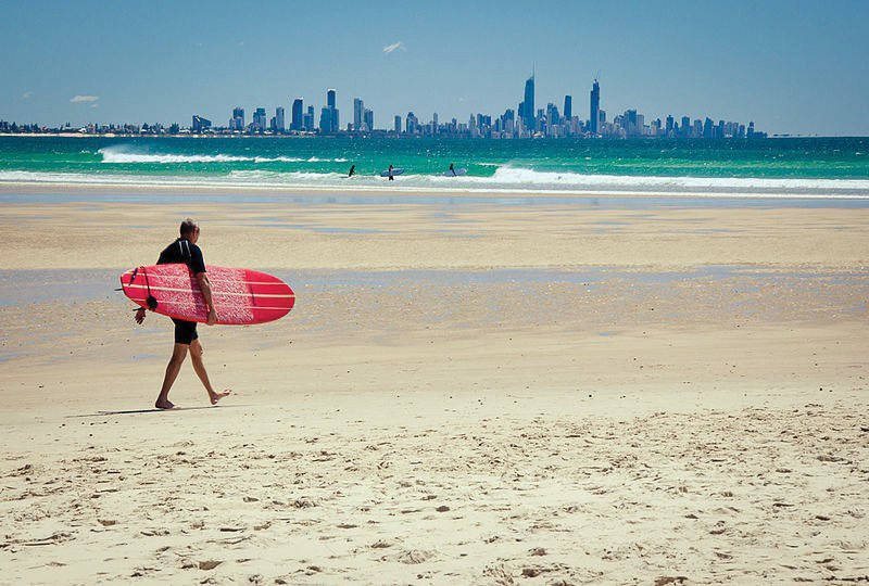 Plaze-Australie