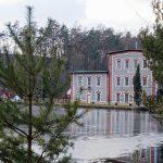 Pískovcové bloky i působivý mlýn Skály u Chrudimky