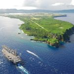 Na Guam z Prahy přes Taiwan