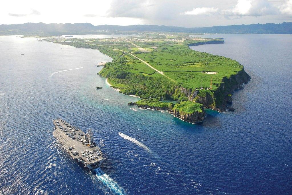 Guam-ostrov