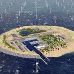 Megaprojekt v Severním moři: Elektřina pro 80 milionů obyvatel