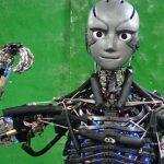 Humanoidní roboti z Tokia napodobují lidské pohyby