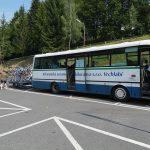 Krkonošské cyklobusy křižují nejvyšší české hory již 15 let