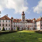 Prohlídkové okruhy zámku Mnihovo Hradiště