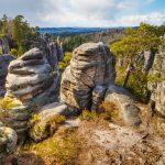 Vzhůru do Prachovských skal