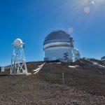 O krok blíže ke hvězdám z vrcholku hory Mauna Kea