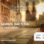Nová kampaň v centru New Yorku podpoří příjezdový cestovní ruch z USA do České republiky
