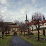 Premonstrátský klášter v Želivě je fascinující stavba s neopakovatelnou atmosférou
