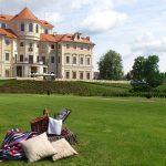 Zámecké hotely středních Čech zvou k valentýnskému pobytu
