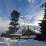 Výhledy na Beskydy, Polsko i Slovensko z jednoho místa