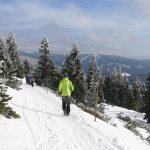 Co nabízí pěší výlety v zimních Krkonoších všem dobrým lidem?