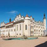 Zámecký areál Litomyšl slaví 20 let na Seznamu UNESCO