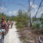 Bahamy jsou také báječným místem pro cykloturistiku