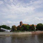Wroclaw a jeho monumentální chrámy