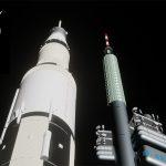 Apollo 11 po padesáti letech opět odstartuje, tentokrát z Prahy