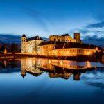 Večerní prohlídky zámku v Jindřichově Hradci vás zavedou do roku 1989