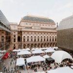 Podzimní Dyzajn market oživí piazzetu Národního divadla