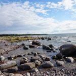 Nejsevernější místo Estonska u divokého Baltu