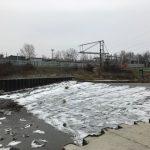 Adventní procházka industriálem podél Ostravice