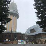 Suchý vrch: Bývalá vodárenská věž na hranici Čech a Moravy