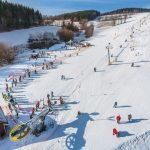 Lyžařský areál Annaberg v Andělské Hoře nabídne letos novou sjezdovku