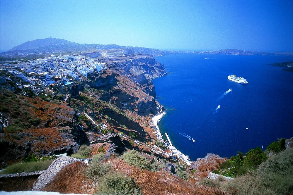 Foto 1 Santorini