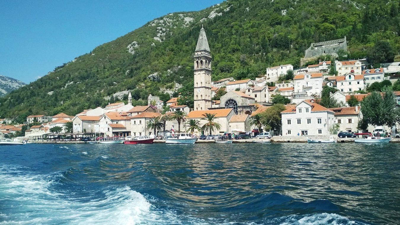 Perast v Boce Kotorske