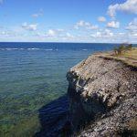 Chapadla koronáče sevřela úchvatný estonský ostrov