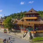 Libušín v původní podobě z dob Jurkoviče se otevírá veřejnosti. Proti požáru chrání chatu moderní hasící zařízení