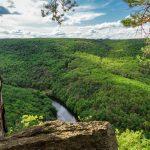 Vmeandru řeky Dyje vNárodním parku Podyjí se nachází přírodní unikát, který uchvátí každoročně stovky návštěvníků