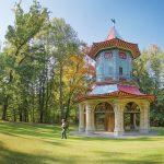 Vlašim – zámek a park
