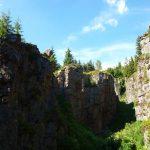 Pod Blatenským vrchem kolem unikátního vodního díla