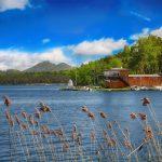 Vlakem na nostalgickou dovolenou u Máchova jezera