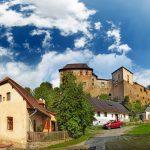 Nenechte si ujít noční prohlídku hradu Lipnice